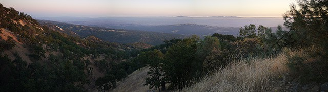 Mt. Hamilton, near San Jose